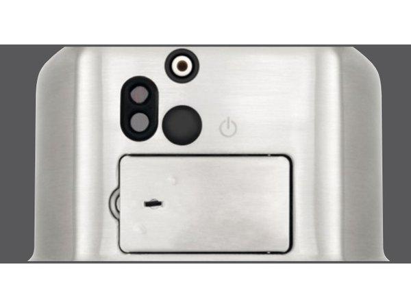 Bartscher Seifenspender Infrarot-Sensor - 138x100x (h) 210 - 1000 ml