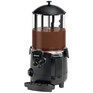 Bartscher Chocoladedispenser 9,5 Liter   Kunststof Behuizing   Afneembare kraan   280x410x(H)580mm