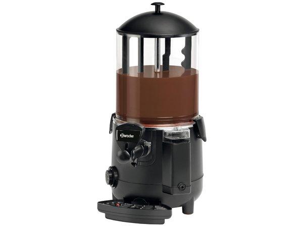Bartscher Schokolade Dispenser 9,5 Liter   Kunststoffgehäuse   Abnehmbare Kran   280x410x (H) 580mm