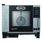 Unox Kombidämpfer Plus Elektro Combi Ofen | XEVC-0511-EPR | 5 x GN 1/1 | 400V | 750x773x675 (h) mm