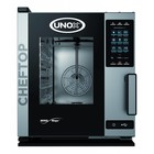 Unox Combisteamer Plus Electric Compact Combi Oven | XEVC-0511-EPR | 5 x GN 1/1 | 400V | 535x862x649 (h) mm