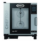Unox Combisteamer Plus Electric Combi Oven | XEVC-0711-EPR | 7 x GN 1/1 | 400V | 750x773x843(h)mm