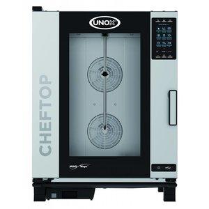 Unox Kombidämpfer Plus Elektro Combi Ofen | XEVC-1011-EPR | 10 x 1/1 GN | 400V | 750x773x1010 (h) mm