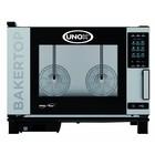 Unox Combisteamer Plus Electric Combi Oven | XEBC-04EU-EPR | 4 x 600x400mm | 400V | 860x957x675(h)mm