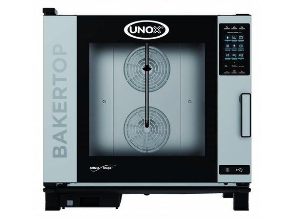 Unox Combisteamer Plus Gas Combi Oven | XEBC-06EU-GPR | 6 x 600x400mm | 860x957x843(h)mm