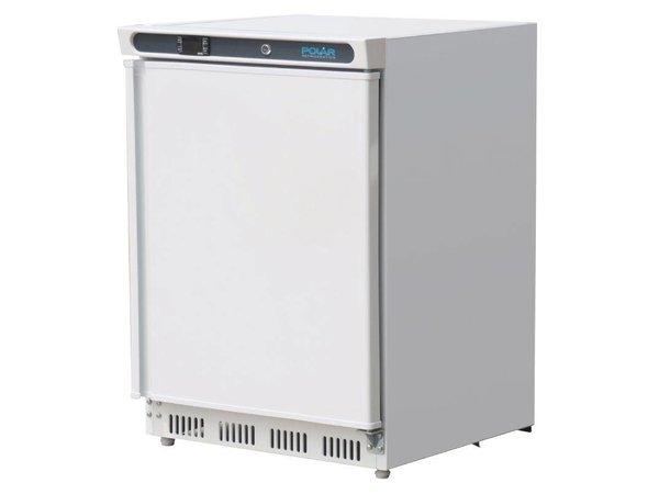 Polar Tischkühlschrank - 150 Liter - 60x60x (h) 85cm