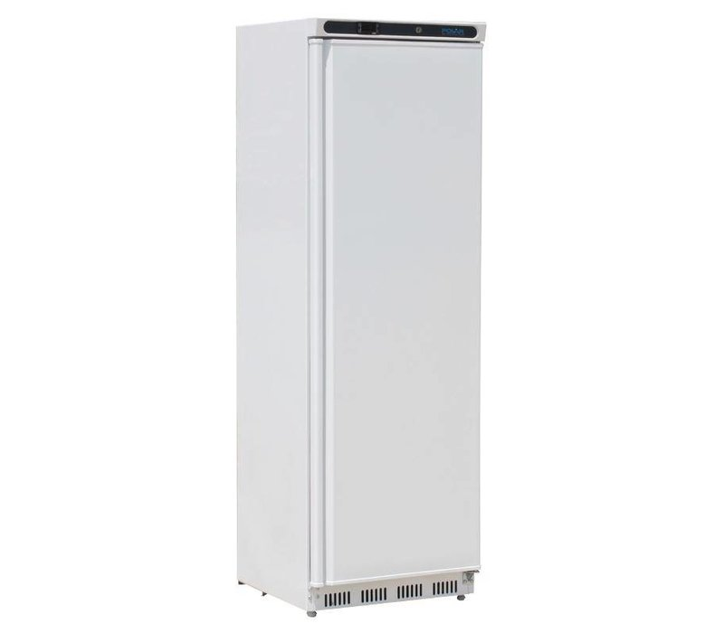 Polar Koeling Wit Staal - Verstelbare Roosters - 400 Liter - 60x60(h)185cm