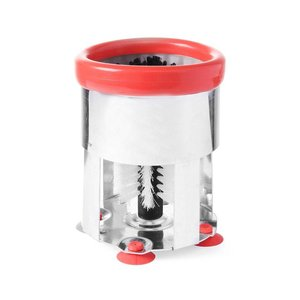 Hendi Glasswasher Brush round - aluminum 150x190 mm