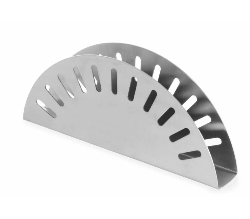 Hendi Napkins Standard mat - 170x30x70 mm stainless steel