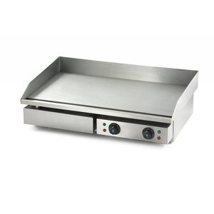 XXLselect Electric griddle - 73x51x (h) 23cm - 3,5kW