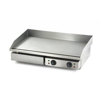 Combisteel Bakplaat elektrisch - 73x51x(h)23cm - 3,5kW