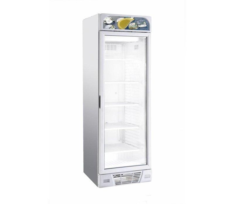 Combisteel Horeca Freezer - Glass Door - 382 Liter - 64x67x (h) 206 mm