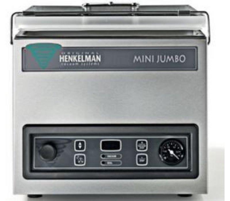 Henkelman Vacuummachine Mini Jumbo | Henkelman | 004m3 / 25-60 sec | Afm. Kamer 310x280x(h)85mm
