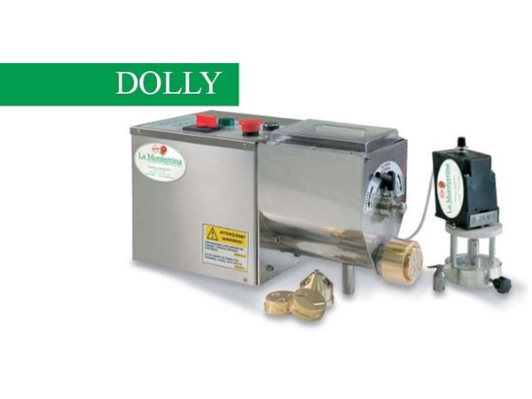 Diamond Pasta Machine Automatsich - 6 kg per uur - 500x300x(h)250mm