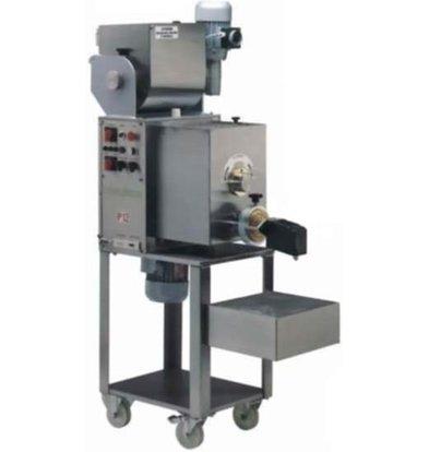 Diamond Automatische Nudelmaschine - Teigknetmaschine - 25/35 kg pro Stunde - 550x580x (h) 1550mm