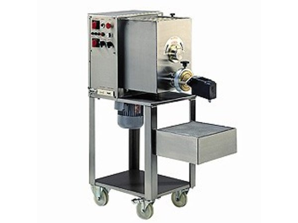 Diamond Automatic Pasta Machine - Dough mixer - 15/18 kg per hour - 400x580x (h) 1120mm