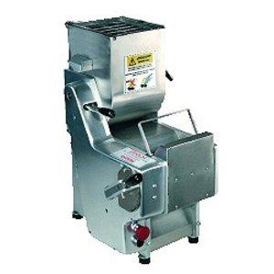 Diamond Kneed en Deegrol Machine - 1,2 pk - 400v - 400x520x(h)630mm