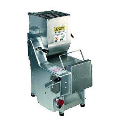 Diamond Kneten und Rollen-Maschine - 1,2 PS - 400V - 400x520x (H) 630 mm