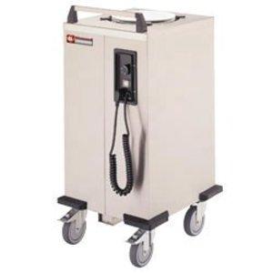 Diamond Tellerwärmer / Geschirr Dispenser - 55/60 Platten - Ø 26cm - 435x470x (H) 910mm
