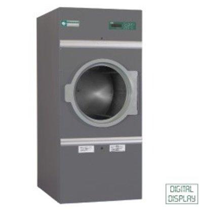 Diamond Hotel Wasdroger 10 kg RVS - 30 programma's - 400v - 791x707x(h)1760mm