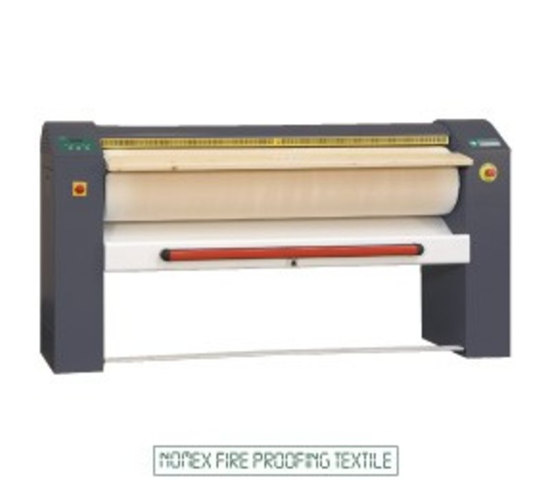 Diamond Ironing Machine Hotel - Roll 1000mm - 400V - 1513x716x (h) 1072mm