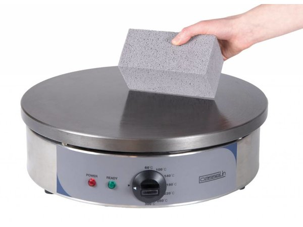 XXLselect Grindstone For Crepe Baking trays | 150x75x75 (h) mm