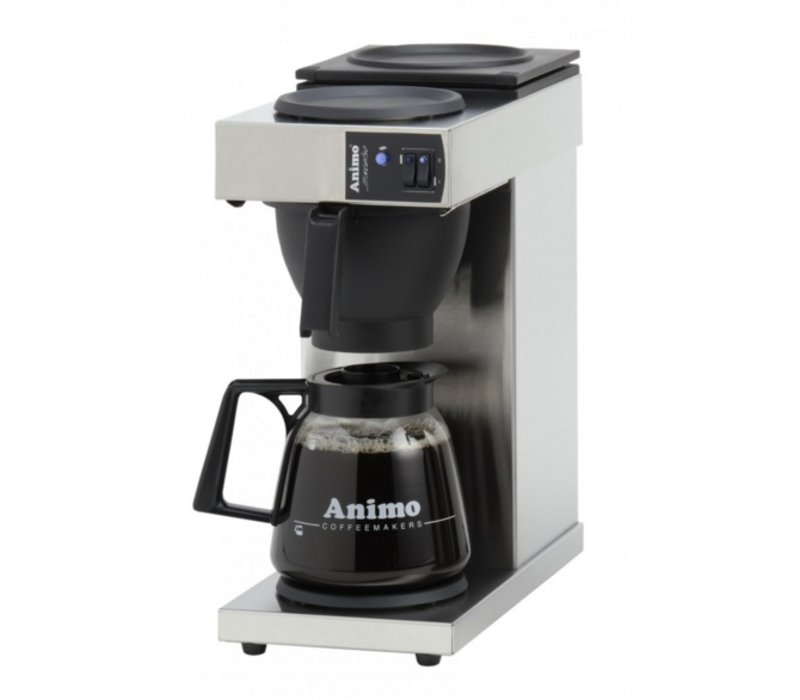 Animo Animo coffee | 10380 | Excelso | Inc. Glass Can 1.8 Liter | 2250W | 190x370x (H) 580mm