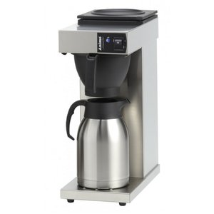 Animo Edelstahl Kaffee Animo | 10385 | Excelso T | Inc Can 2-Liter-Edelstahl | 2100W | 190x370x (H) 480mm