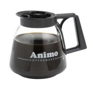 Animo Glas kann Schott Animo   08208   1,8 Liter   mit Füllung Deckel