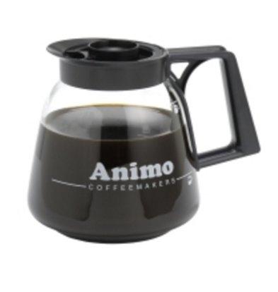 Animo Glas kann Schott Animo | 08208 | 1,8 Liter | mit Füllung Deckel