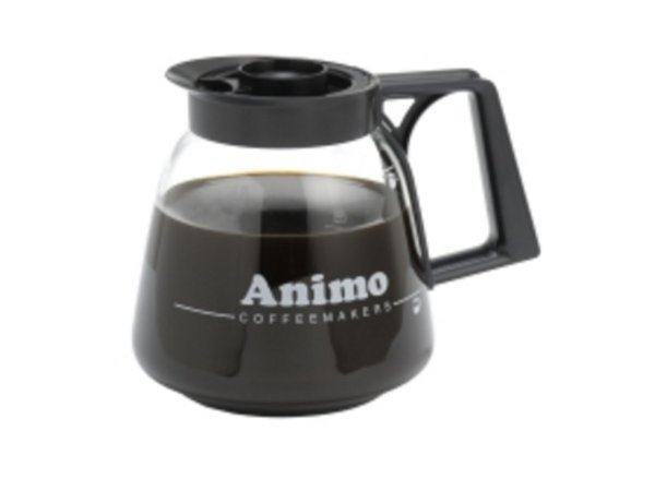 Animo Glass can Schott Animo | 08208 | 1.8 Liter | with filling lid