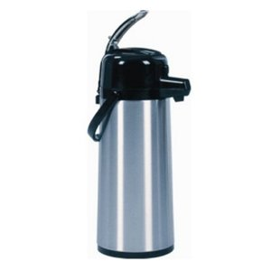 Animo Pump Thermos Stainless Animo | 10419 | 2,1 Liter | Edelstahl Flasche Innen