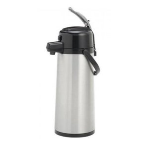 Animo Pump Thermos Stainless Animo | 10420 | 2,1 Liter | Im Glasflasche