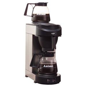 Animo Animo coffee | 10502 | M100 | Inc. 2 x Glasses Can 1.8 Liter | 2250W | 205x380x (H) 625mm