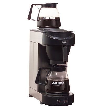 Animo Animo coffee | 10502 | M100 | Inc. 2 x Glasses Can 1.8 Liter | 2250W | 205x380x (H) 625mm