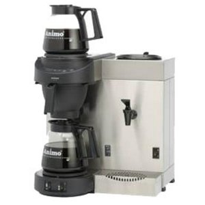 Animo Duo Kaffee und Heewaterdispenser Animo Solide Wasser | 10557 | M200W