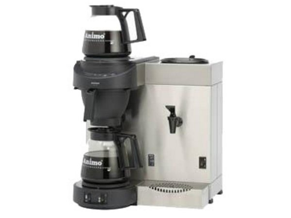 Animo Duo Coffee and Heewaterdispenser Animo Solid Water | 10557 | M200W