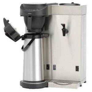 Animo Duo Koffiezetapparaat en Heetwaterdispenser Animo Vaste Wateraansluiting | 10547 | MT200Wp
