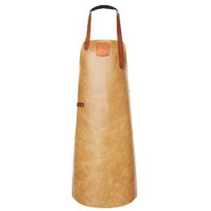Witloft Leder Schürze Witloft | Schürze Regular Braun / Cognac | WL-ARB-02 | Männlich | Xlarge 100 (L) x75 (b) cm