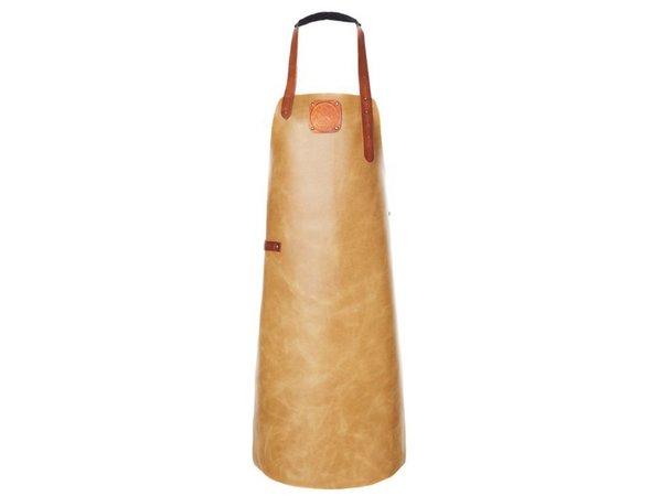 Witloft Leren Schort Witloft | Apron Regular Brown / Cognac | WL-ARB-02 | Male | XLarge 100(L)x75(b)cm