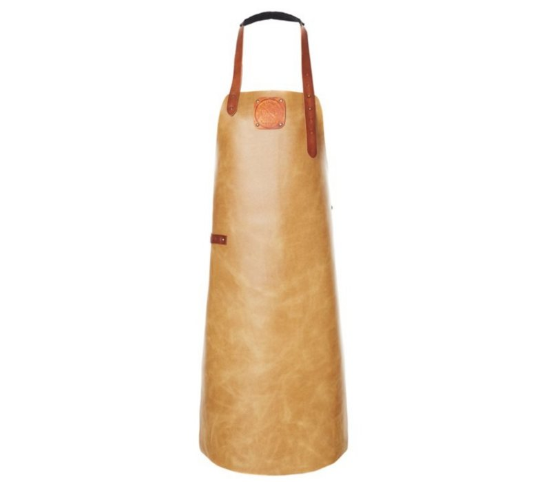 Witloft Leather Apron Witloft | Apron Regular Brown / Cognac | WL-ARB-02 | Male | XLarge 100 (L) x75 (b) cm