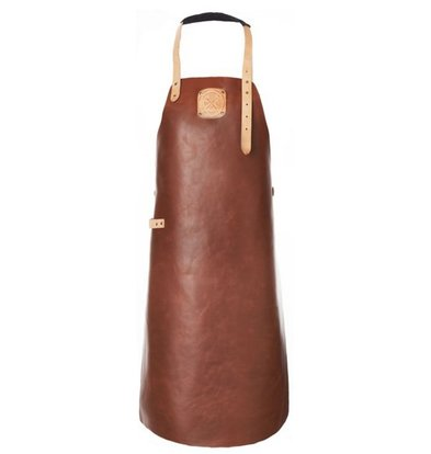 Witloft Leather Apron Witloft | Regular apron Cognac / Nude | WL-ARB-07 | Male | XLarge 100 (L) x75 (b) cm