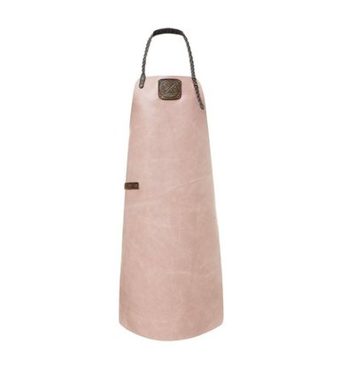 Witloft Leren Schort Witloft | Apron Regular Pink / Grey| WL-ARW-09 | Woman | Medium 85(L)x60(b)cm