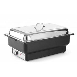Hendi Chafing Dish Elektrisch | Tellano | 1/1 GN | Extra Diep | 573x348x(H)284mm
