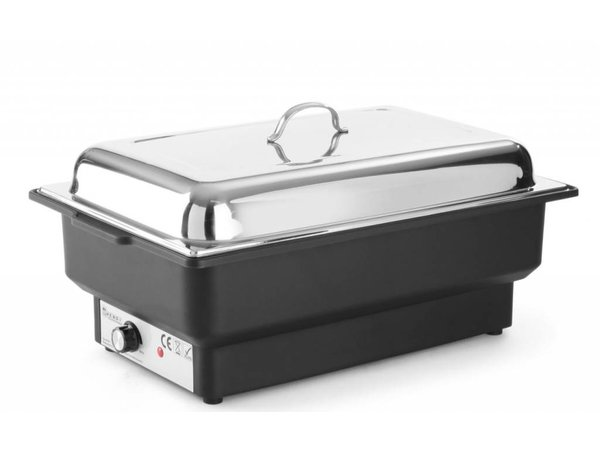 Hendi Chafing Dish Electric | Tellano | 1/1 GN | Extra Deep | 573x348x (H) 284mm