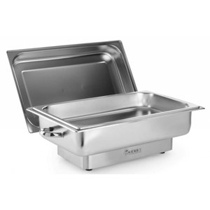Hendi Chafing Dish Electric | Pollina | 1/1 GN | unendlich | 615x355x (H) 284mm