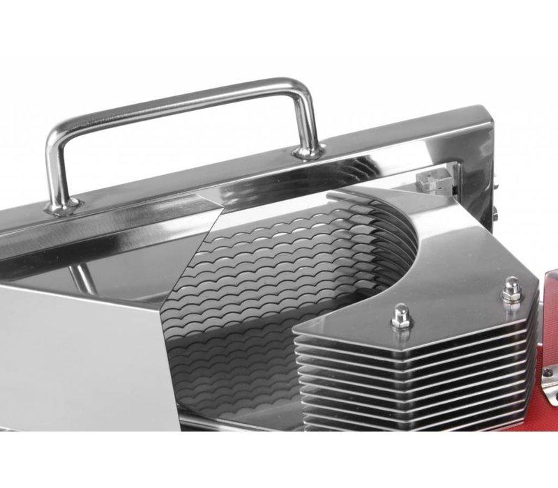 Hendi Tomatensnijder RVS - 432x202x(h)210mm