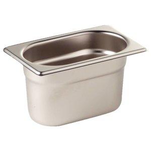 XXLselect GN-Behälter 1/9 - GN, 150 mm, 1 Liter | 108x176mm