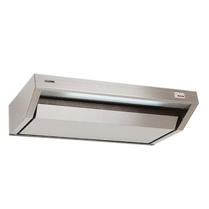 XXLselect Horeca Hood with built-in motor | Lights and 3 positions | 60x52x (h) 17cm | 350m3
