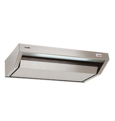 XXLselect Horeca Hood with built-in motor | Lights and 3 positions | 90x52x (h) 17cm | 350m4